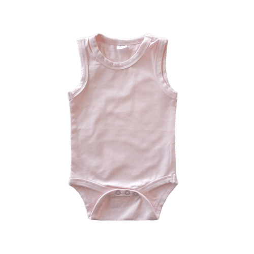 Light Pink summer onesie
