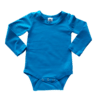 Long sleeve ocean blue winter onesie australia
