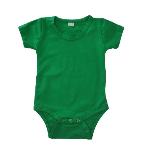 Forest Green Summer Onesie