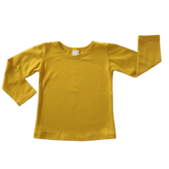 Mustard Long Sleeve Winter Top Australia