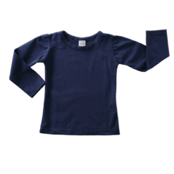 Navy Long Sleeve Winter Top Australia