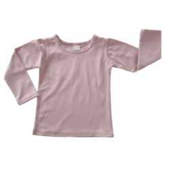 Dusty Pink Long Sleeve Winter Top Australia