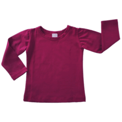 Berry Blank long sleeve top Australia
