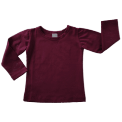 Blank Wine long sleeve top Australia