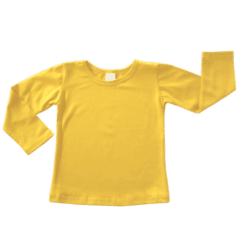 Dark Yellow Long Sleeve Winter Top Australia