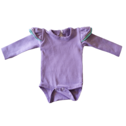 Baby Alive Baby Born Doll Flutter Clothes Doll Clothing Tri-Lavender